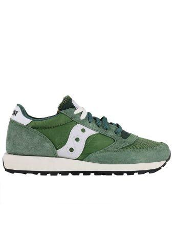 Sneakers Shoes Men Saucony