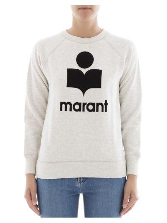 Beige Cotton Sweater
