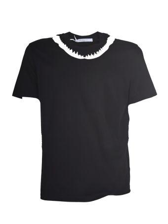 Givenchy Shark Tooth Print T-shirt