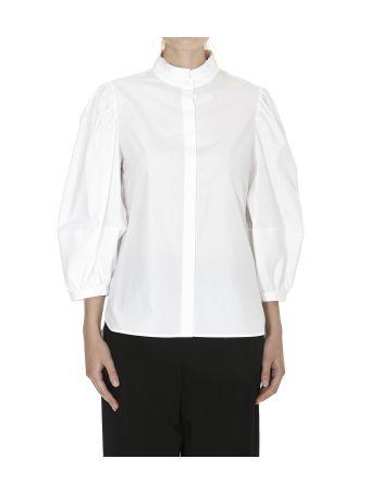 Alexander Mcqueen Popeline Shirt