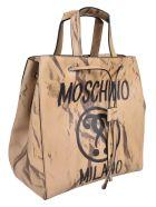 Moschino Question Mark Print Shoulder Bag