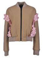 MSGM Ruffled Jacket