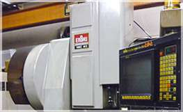Milling machines made by Enshu