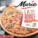 Marie Pizza - Royale
