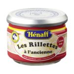 Rillettes tradition Henaff