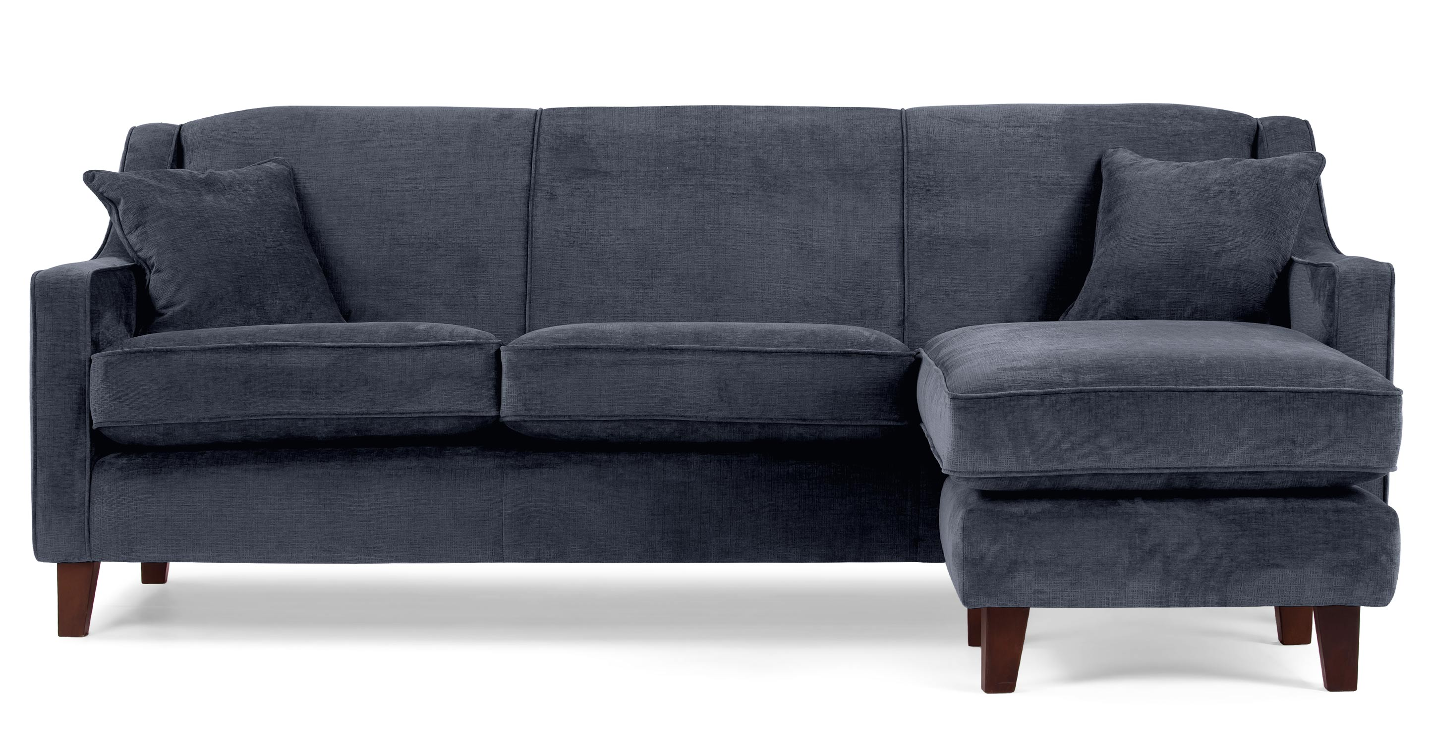Halston Large Corner Sofa in midnight blue madecom : halstonrightcornersofabluelb1 from www.made.com size 2889 x 1500 jpeg 427kB