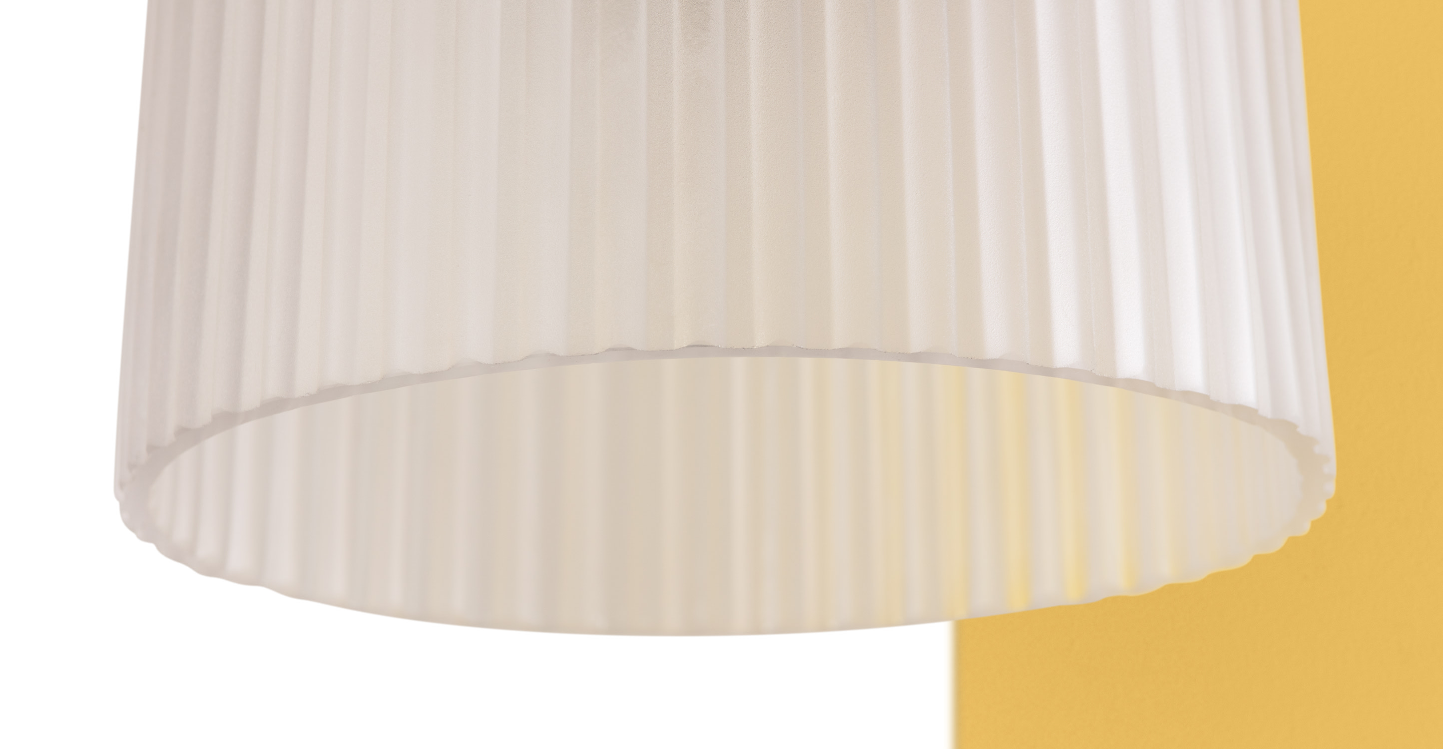 Tufnell Round Glass Pendant Light White Frosted