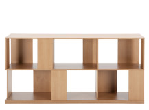 Axis Sideboard, Oak Finish