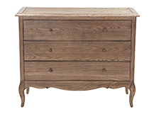 Belvoir Chest of Drawers, Natural Ash