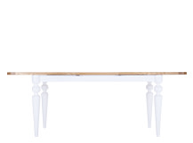 Betty Extending Dining Table, White