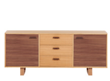 Boundary Sideboard, Walnut