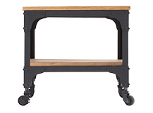 Darby Side Table, Black
