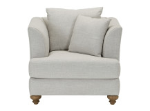 Elliott Armchair, Chic Grey