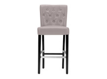 Flynn Bar Stool, Pewter Grey