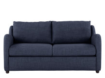 Hamlyn 2 Seater Sofa Bed, Shadow Indigo