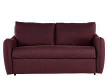 Jefferson Sofa Bed, Tweed Malbec