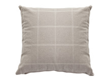 Juno Large Square Scatter Cushion 50 x 50cm, Cream Check