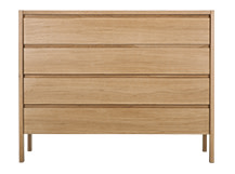 Ledger Chest of Drawers, Oak