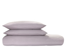 Mabelle 100% Egyptian Cotton Seersucker Bedset, Iris