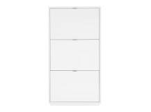 Marcell Shoe Storage Cabinet, White