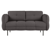 Maverick 2 seater sofa, Rhino Grey