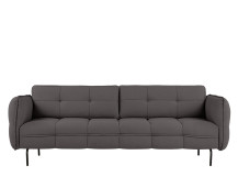 Maverick 3 Seater Sofa, Rhino Grey