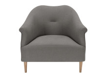 Millie Armchair, Graphite Grey