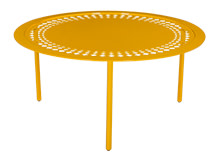 Morocco Coffee Table, Yellow