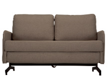 Motti Sofa Bed, Grouse Brown