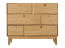 Penn Chest of Drawers, Oak