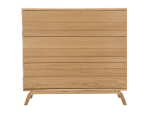 Luka Chest of Drawers, Oak