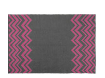 Maui Outdoor Woven Rug 170 x 240cm, Pink