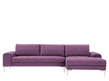 Vittorio Right Hand Facing Corner Sofa Group, Amethyst
