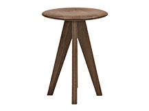 Fonteyn Stool, Walnut