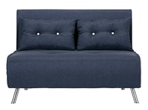 Haru Small Sofa bed, Quartz Blue