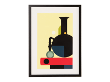 The London Transport Collection, Framed Print