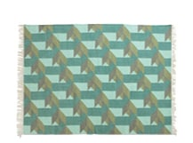Dakota Rug 170 x 240cm, Sea Green Mix