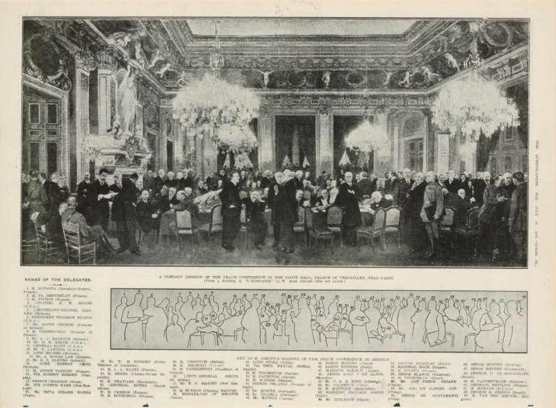 Paris Peace Conference of 1919