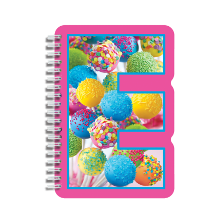 Picture of E Initial Notebook