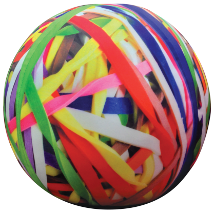 Picture of Rubberband Ball Microbead Pillow
