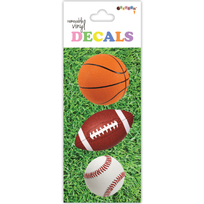Picture of Sports Decals Small