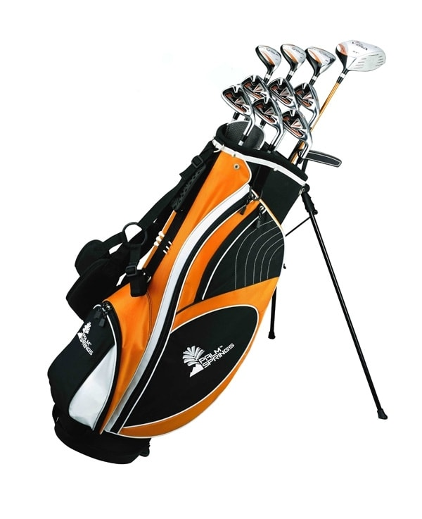 Palm_Springs_Visa_Mens_1_Golf_Set_GRAPHITESTEEL