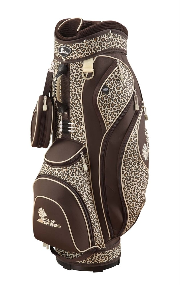 PALM_SPRINGS_Leopard_14_Way_Divider_Cart_Bag