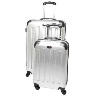 Swiss_Case_28_SILVER_2_pc_Spinner_Suitcase_Set