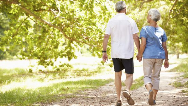 Walk More to Live 7.2 Years Longer