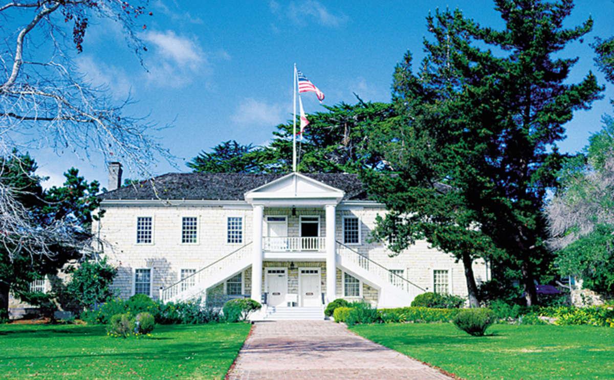 Colton Hall, Monterey