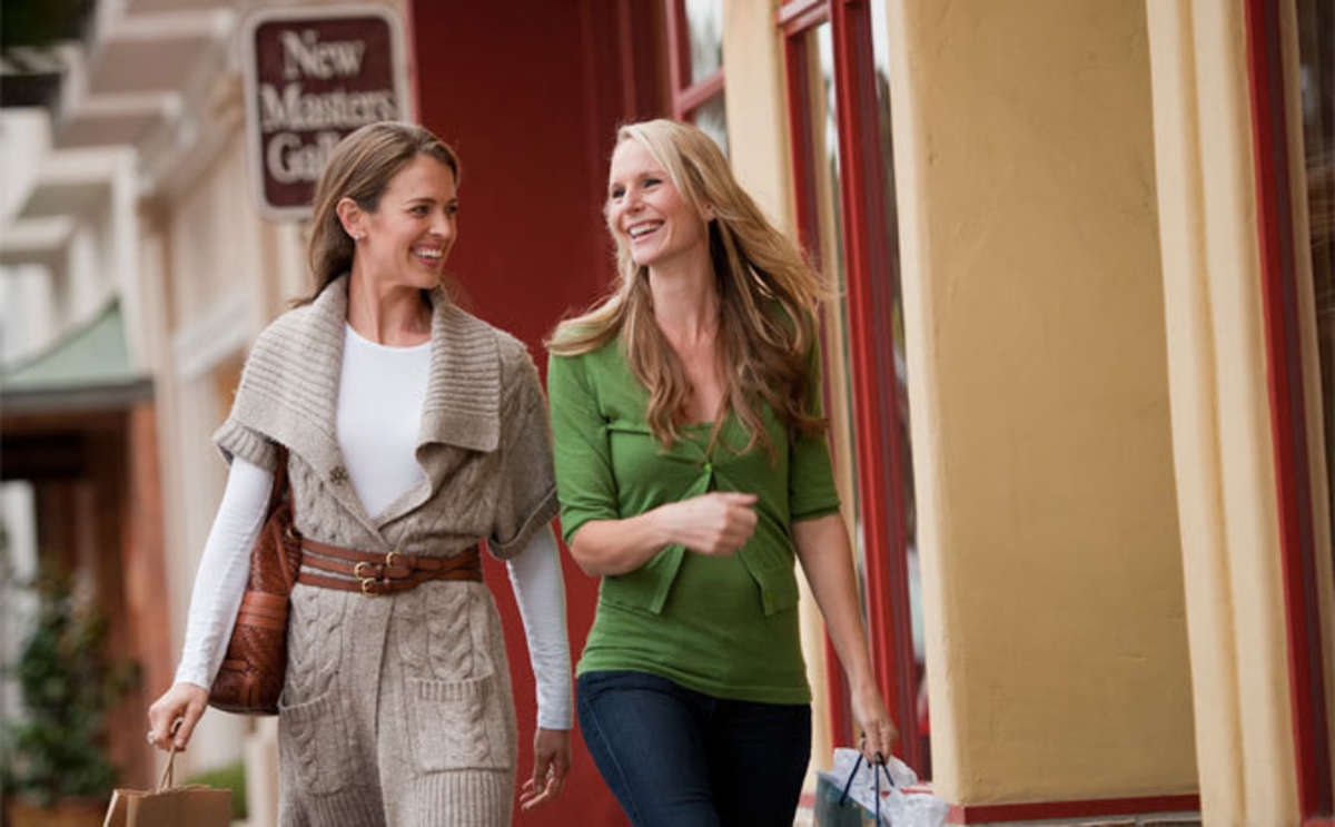 Shopping in Carmel-by-the-Sea