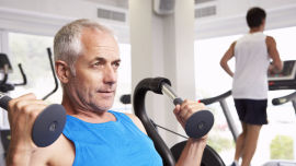 Regular exercise is one of the best ways to prevent the onset of arthritis.