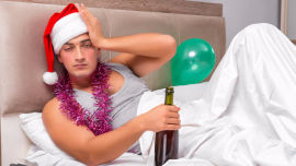 You can prevent those hangovers this Christmas.