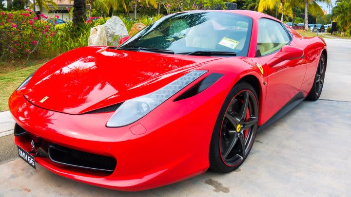 Why buy a Ferrari? Picture: Shutterstock.